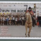 1 - Dallas White Rock Marathon Postcard - In Toploader