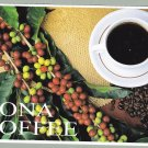 4 - Kona Coffee Postcards - Hawaii