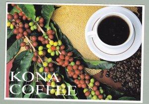 4 - Kona Coffee Postcards - Hawaii