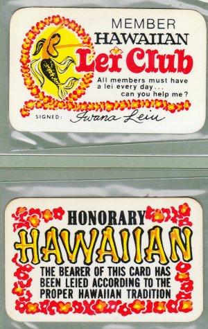 4 - Hawaii Fun Cards - Local Humor