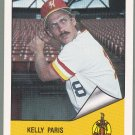 1984 Hawaii Islanders Kelly Paris - Encino CA