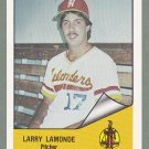 1984 Hawaii Islanders Larry Lamonde - Pittsburgh PA