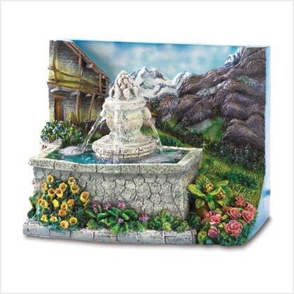 Alpine Courtyard Mini fountain