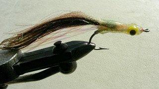 Pike Musky Baracuda Fly f14