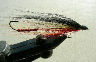 Vintage Salmon Fly f18