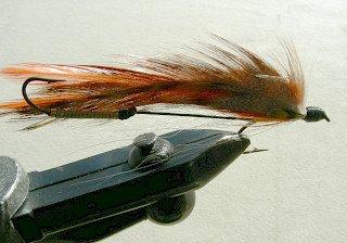 Vintage Salmon Fly f21