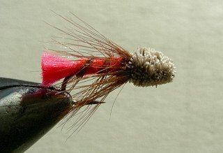 Muddler Minnow Fly f57
