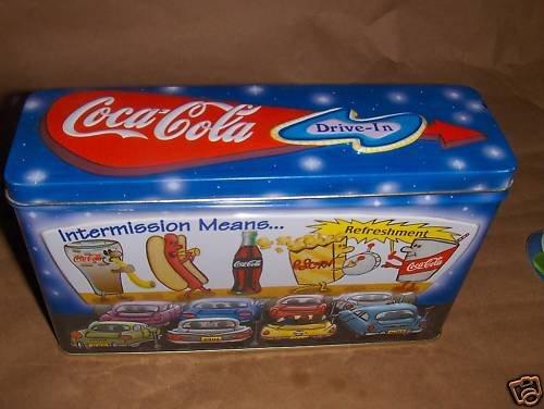 Coca Cola Drive Inn Tin