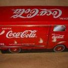 Coca Cola Tin Truck