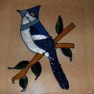 BlueJay Faux Stained Window Cling