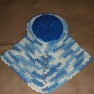 Pot Srubbie & Dish Cloth Hand Made