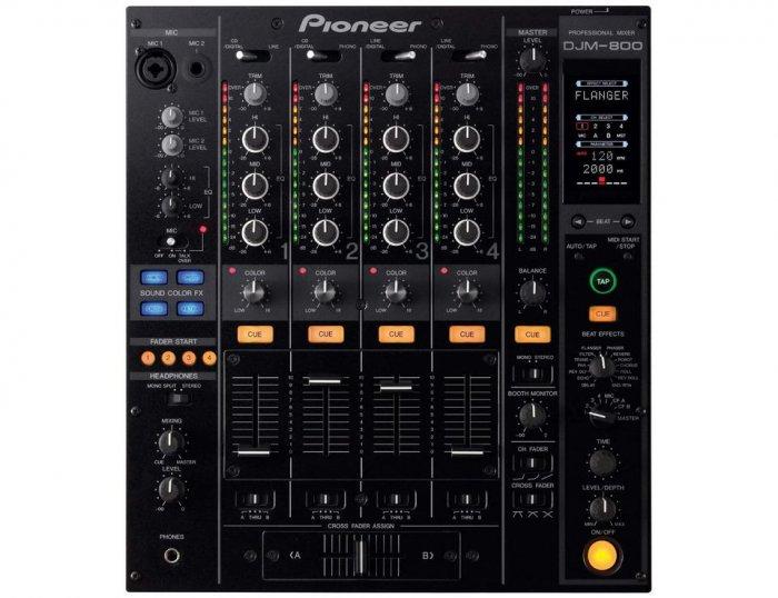 DJM 800 4-Kanal DJ Club Mixer