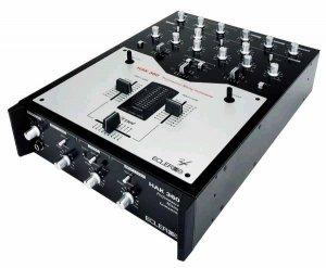 HAK 360 / 2 Kanal Battlemixer Send&Return,Eternal VCA CF