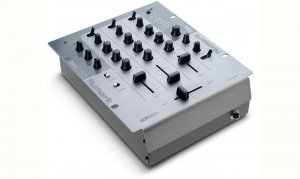 DM 2050 / 3 Kanal Mixer 3 Band EQ, Curve, Cue Mix
