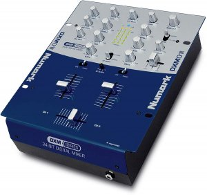 DXM01 USB /24 Bit Digitalmixer USB, Curve, Reverse, Limiter