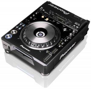 DVJ-X1 / DJ DVD-Spieler mit Scratchfunktion