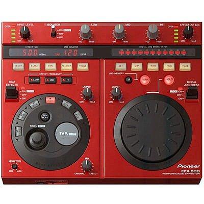 EFX-500R DJ Effektgerät