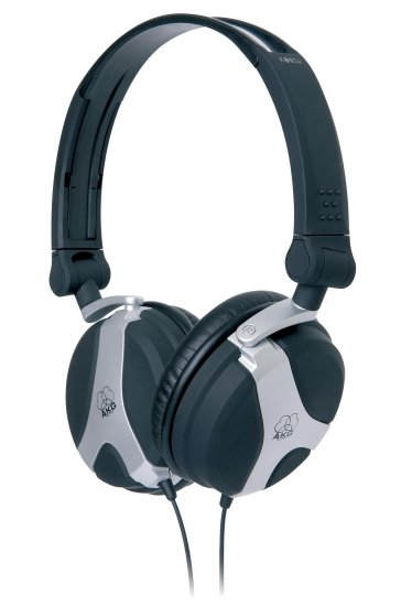 K 81 DJ / DJ-Kopfhörer 115 dB, 32 Ohm, 16-24.000Hz