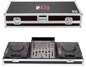 Pro-2600-FLT / Case für 2x CDJ1000 + DJM