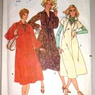 70s Gathered Raglan Sleeve Dress Sizes 8-12 Uncut Retro Butterick Pattern 6249 Mary Tyler Moore Chic