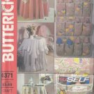 Tablecloths Home Accessories Shoe Bag Vintage Butterick Sewing Pattern 4371 Home Dec Projects