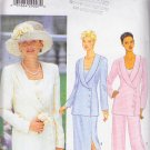 Elegant Tea Time Skirt Suit Size 14-18 Uncut Butterick 5930 Timeless Classic Ladylike Formal Outfit