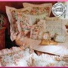 Home Dec Pillow Cushion Essentials McCall's Sewing Pattern 7529 Shams Neckroll Neck Pillow Wedge
