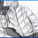 Misses' Snowbird Parka Coat Sz 6-18 Daisy Kingdom Sewing Pattern 59 Insulated 80s Winter Ski Jacket