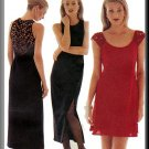 Charming Lace Cocktail Dress Sz 10-14 McCall's Sewing Pattern 7995 Laundry Shelli Segal Evening Gown