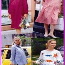 Sewing Step-By-Step Pattern 012-052-173 Maternity Separates Sz 4-22 Misses' Pregnancy Outfit Dress