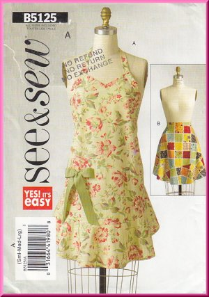 Popular items for apron sewing pattern on Etsy