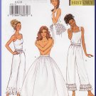 Butterick Sewing Pattern 3737 Size 6-10 Misses' Undergarments Petticoat Skirt Pants Bustle Costume