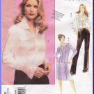 Vogue Sewing Pattern 2691 Sz 12-16 Misses' Fancy Blouse Skirt Pants Jacket Suit Elegant Formal Chic