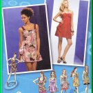 Simplicity 2902 Sewing Pattern Size 11/12-15/16 Youth Junior's Dress Minidress Empire Bodice Pockets