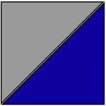 Hoodie - Gray/Blue