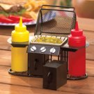 BBQ Condiment set 6 piece