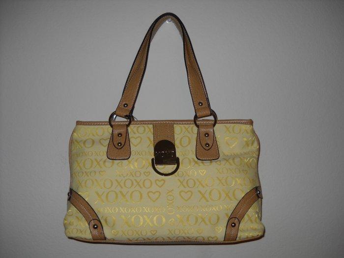 XOXO �Emerge� Yellow Hand Bag (Medium Size)