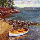 JOHN POWELL COASTAL SHOAL Seri CANVAS lake fishing boat