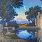 JIM BUCKELS NOCTURNE piano villa pond HS&# Seri