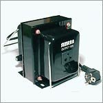 THG-5000 5000 Watt Step Down Voltage Converter 220 volt to 110 volt-Fuse Protected