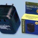 50W Watt 220v to 110v Voltage Converter - Sevenstar SS-206