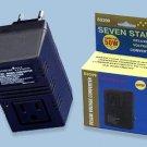 Seven Star 50 Watt Converter Fuse Protected Voltage Converter SS209 220 Volt To 110 Volt