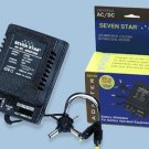 Seven Star AC/DC Power Adapter 1000ma 110V/220V SS-105