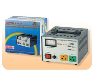 AR500 500 Watts Voltage Converter Built-in Stabilizer