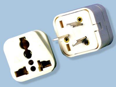 Australia/New Zealand/China Universal Plug Adapter For Use in Australia/China/New Zealand