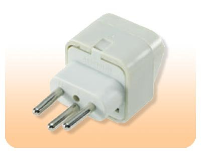Universal Grounded Plug for Switzerland SS429 - Universal Socket Accepts Most Types Plug