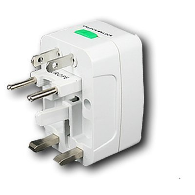 World Multi Travel Plug adapter - All-in-one adapter SS-450