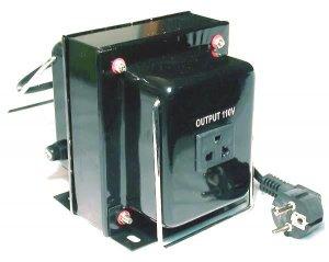 220V TO 110V Converter Transformer 300W Watt THG-300