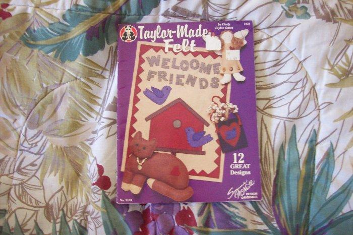 Taylor-Made Felt 12 Great Designs Booklet