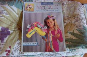 Dancing Sock Ponies & Piggy Fabric Craft Booklet
